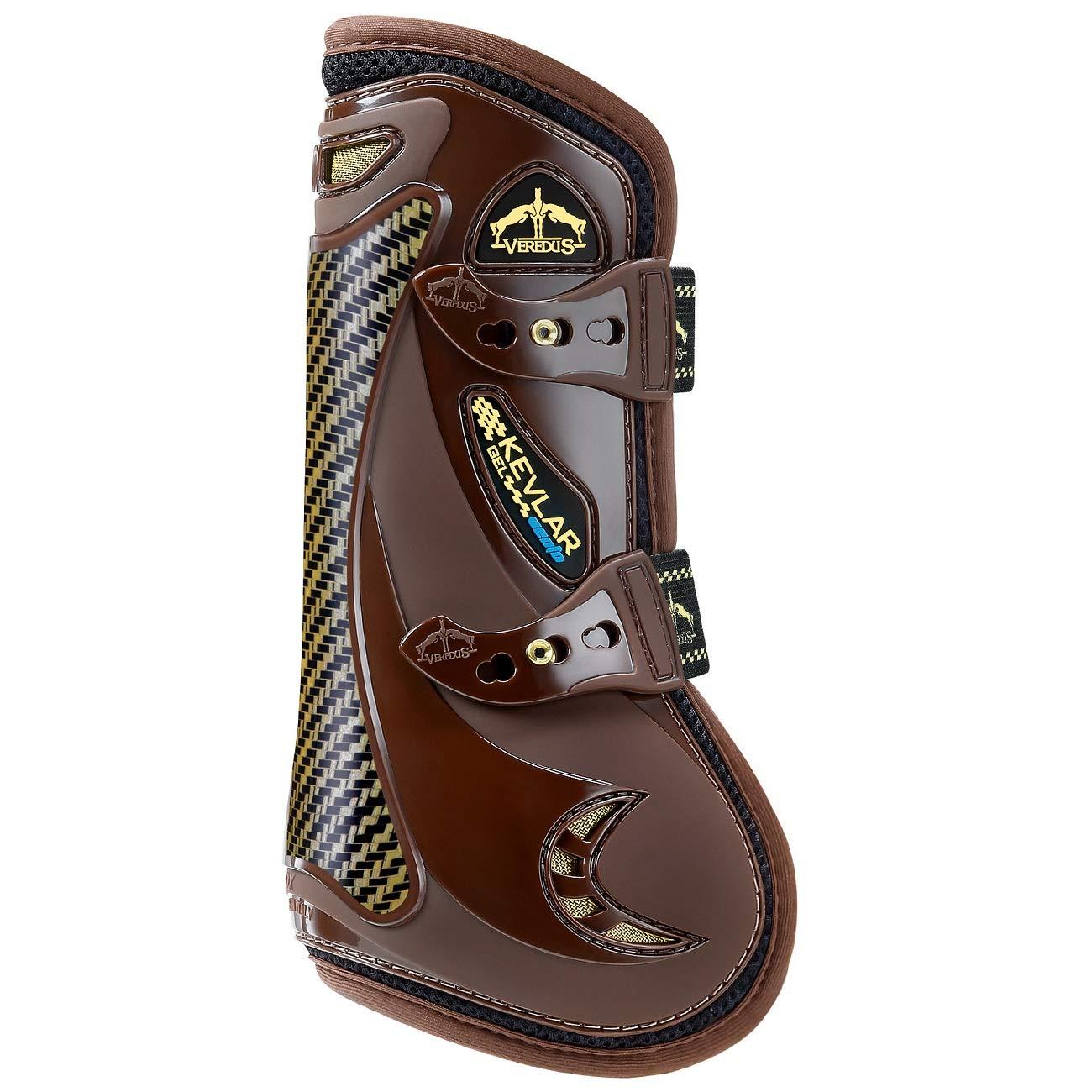 Brown Medium Brown Medium Boots Kevlar Gel Vento
