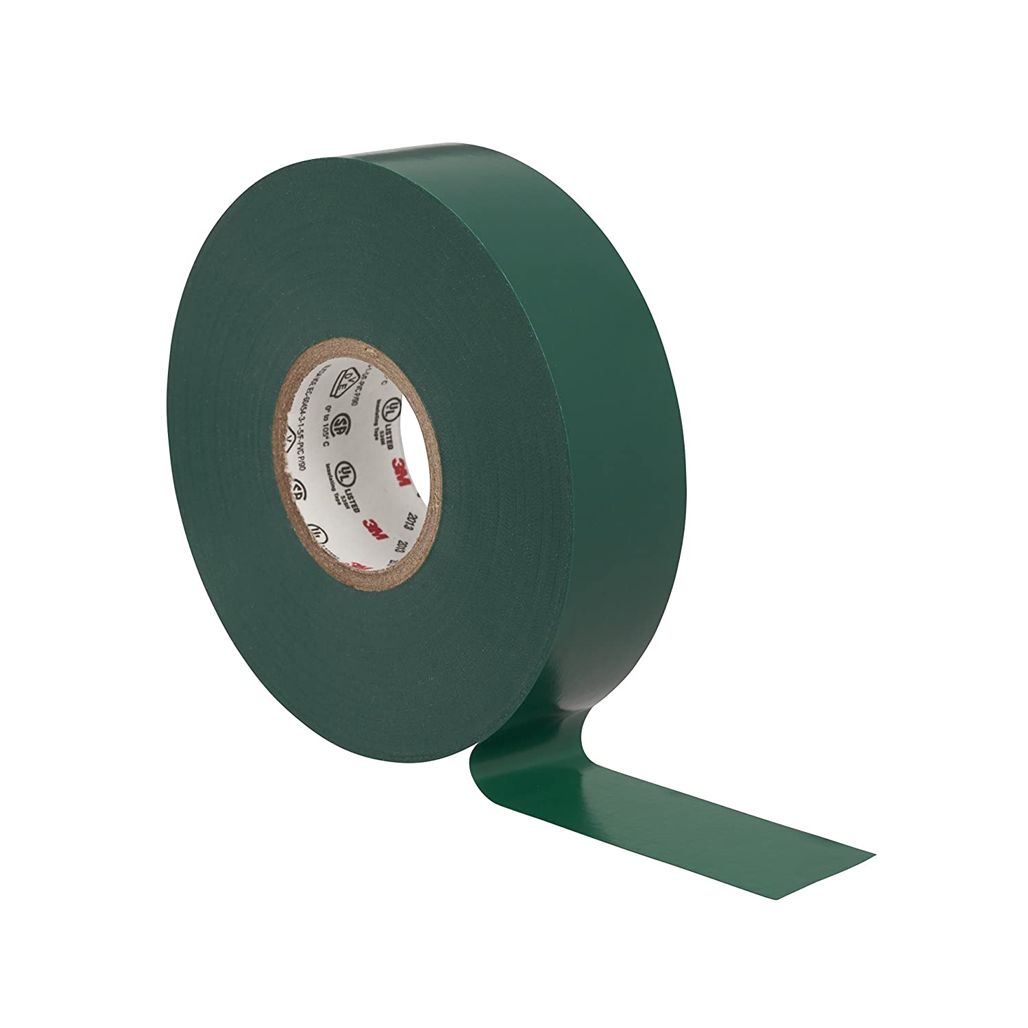 3M Scotch #35 Electrical Tape 10851-BA-10 Gr 3//4-Inch by 66-Foot by 0.007-Inch