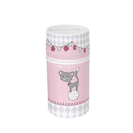 Mini caja bolsa térmica bolsa térmica Botella térmica calentador calor Box aislante Gatos