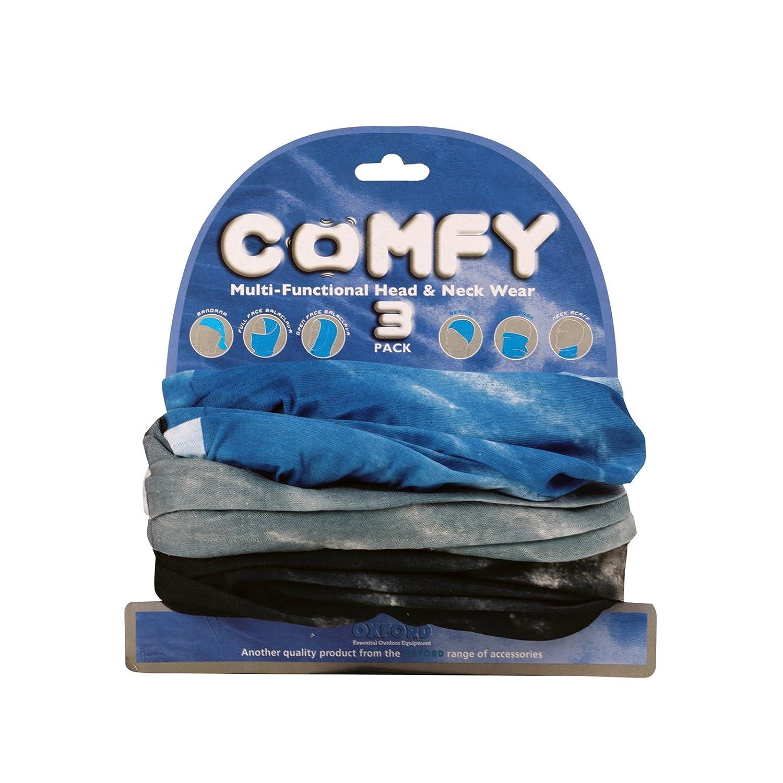 Oxford NW107 - Braga de cabeza para hombre, color, talla one size fits all Oxford Products Ltd.