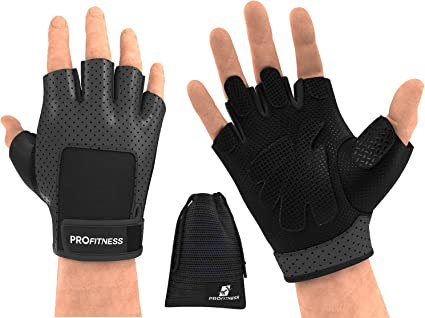 Gym Gloves for Powerlifting Smago Weight Lifting Gloves Exercise Gloves Fitness Breathable Soft Workout Gloves with Extra Grip Cross Training for Men Women