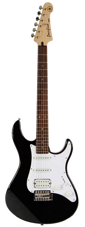 YAMAHA PACIFICA012 BLACK エレキギター 初心者 入門モデル パシフィカ (ヤマハ) B00123DQT6 BLACK 単品