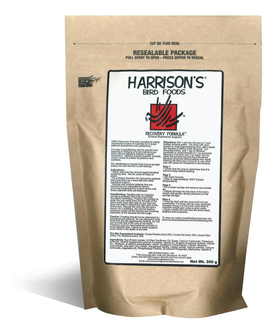 Harrison's Recovery Formula - 350 Gramm Harrison' s Bird Foods 086011524018