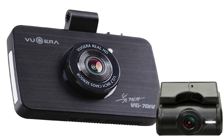 CarNavi VUGERA VG-701 Car blackbox HD LCD Touch Format free 並行商品 B0799GV1Z9