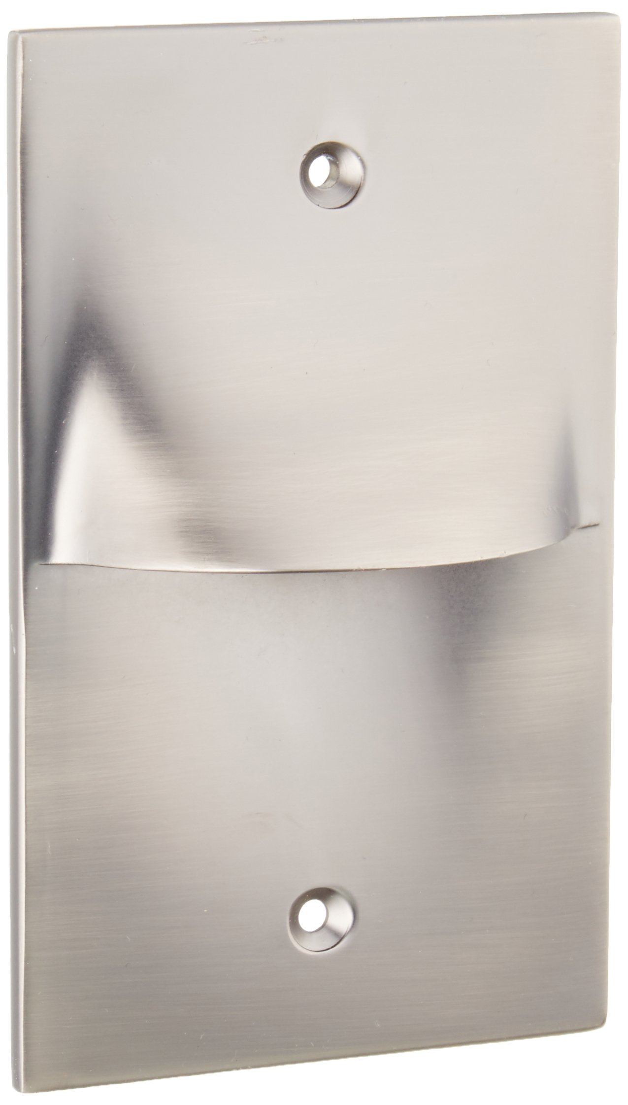 DVI Lighting DVP10708PW Indoor/Outdoor Steplight with No Shades, Pewter Finish