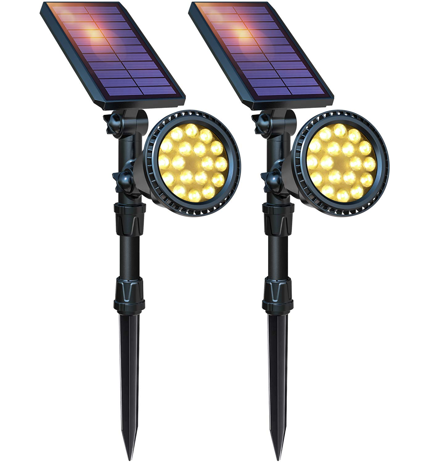 DBF Solar Lights for trees