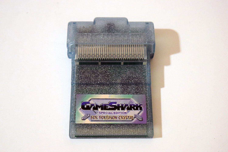 pokemon kristall gameshark