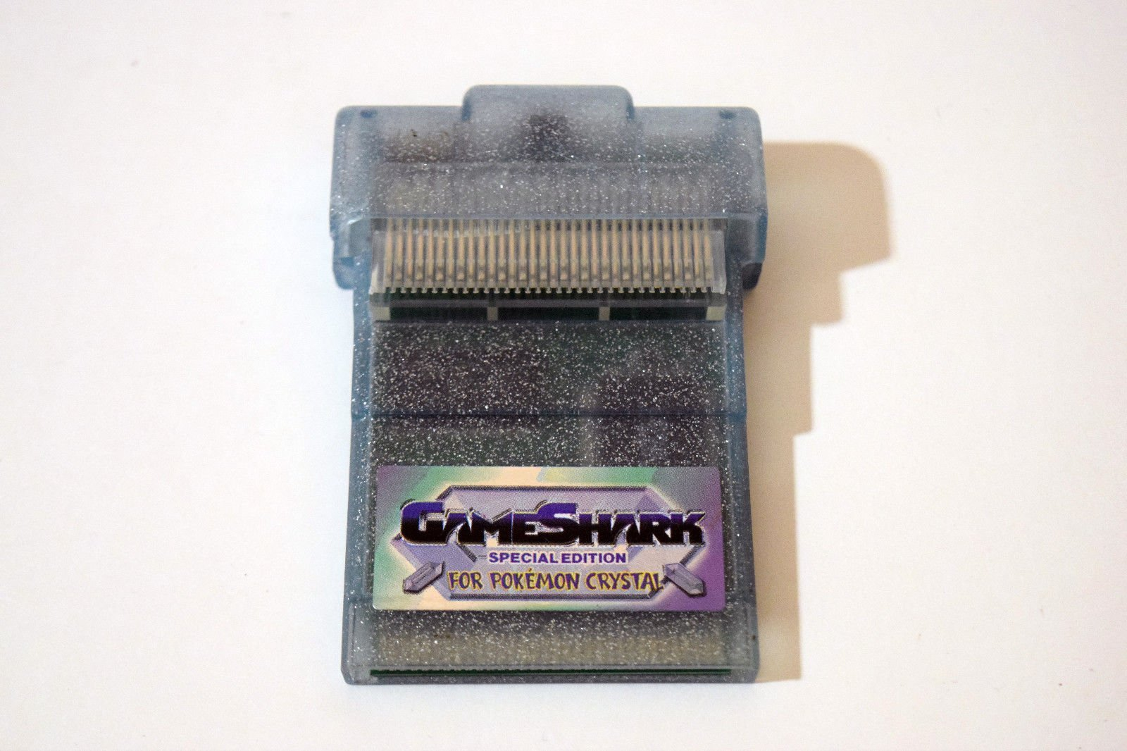 Game boy color game genie codes - Image Unavailable Image Not Available For Color Gameshark Special Edition Pokemon Crystal Game Boy Color