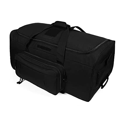 Wolfwarriorx Heavy Duty Duffle Bag With Wheels