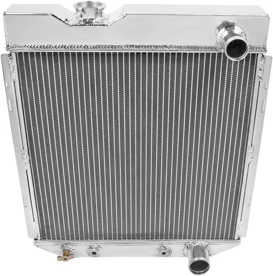 Champion Cooling, 4 Row All Aluminum Radiator for Multiple Ford Models, MC259