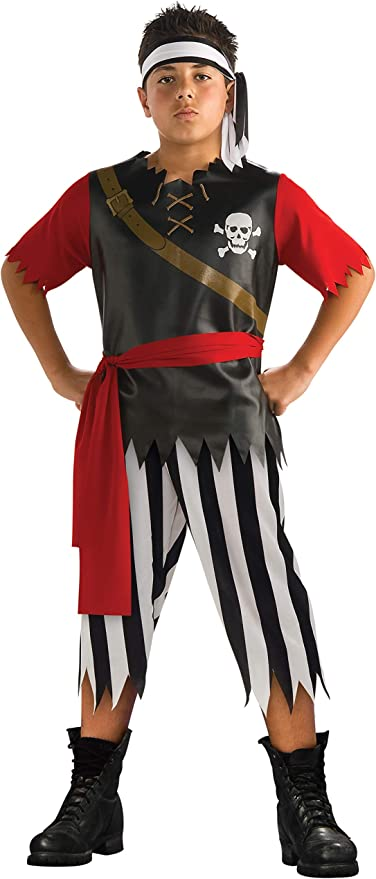 Halloween Concepts Children's Costumes Pirate King - Child's Medium