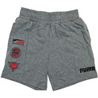 PUMA Alpha Summer Shorts B - Pantalones Cortos Niños
