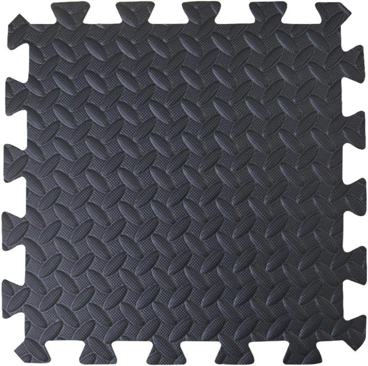 Gym Flooring Mats EVA Foam Interlocking Tiles for Home Gym Equipment Workout Covcow 12PCS Exercise Mats Puzzle Foam Mats