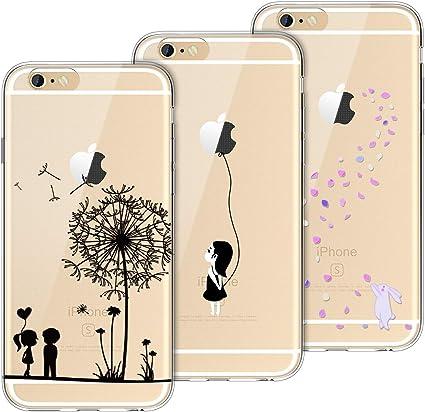 cover trasparenti con disegni iphone 6