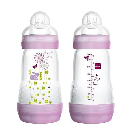 Review MAM Baby Bottles for