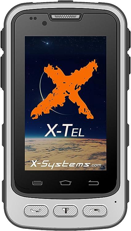 X-Tel 5000 Rugged 3G Senior amistosa y Ancianos a Prueba de Agua ...