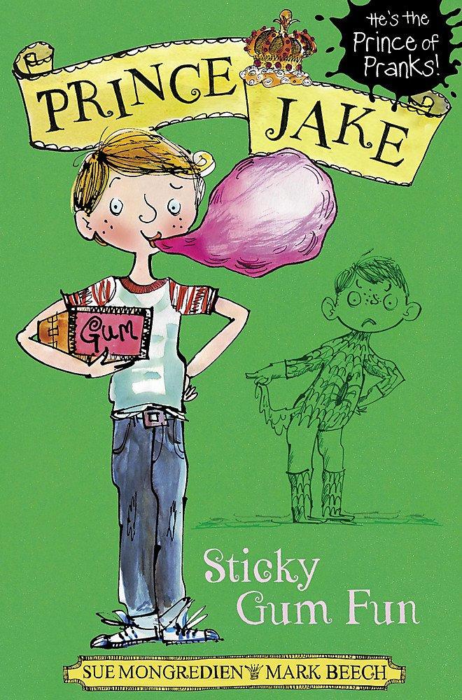 Sticky Gum Fun (Prince Jake) pdf epub