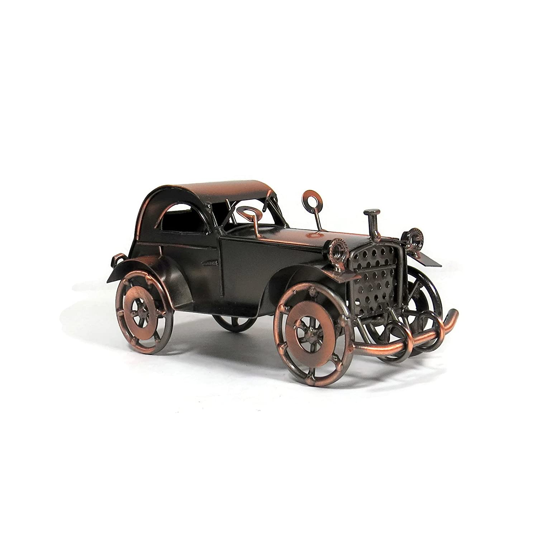 Amazon.com: Metal Vintage Antique Car Model - Collectible Automobile ...