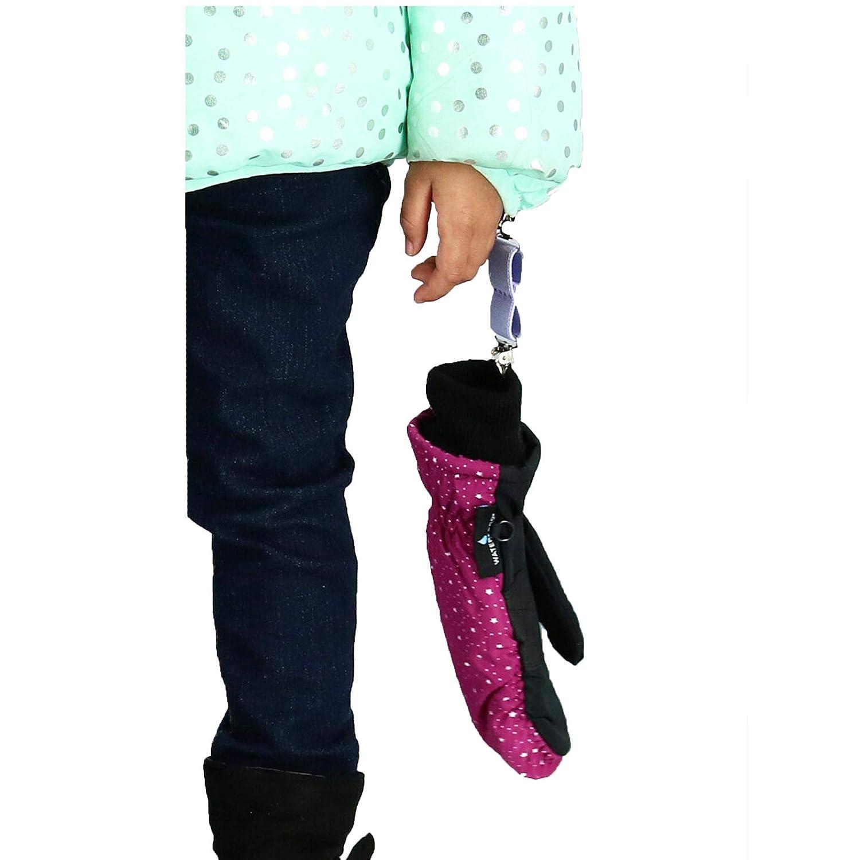 CTM Kids Little Kittens Mitten and Glove Keeper Clips