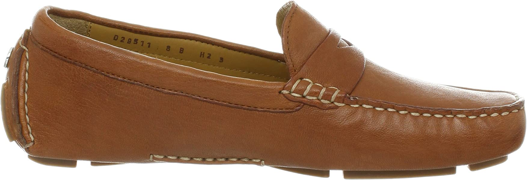 Cole Haan Womens Trillby Driver Penny Loafer Luggage D Island Shoes Slip On Mocasine Casual Brown Double Tap To Zoom