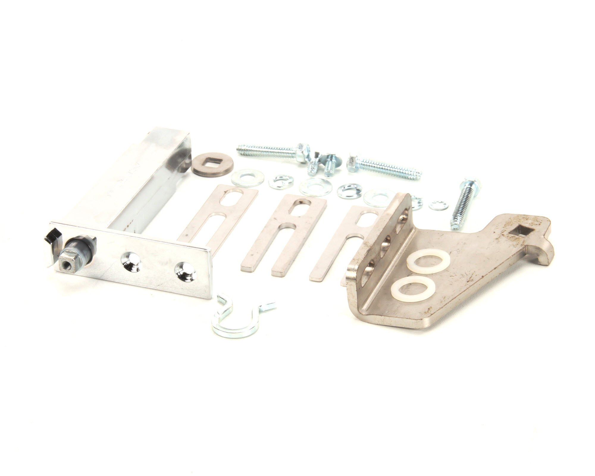 TRUE 950909 Left Hand Door Hinge Kit for Cart