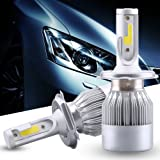 H4 LED Headlight bulb 110W 20000LM 2PCS CREE Chips Car LED Headlight Lamp Conversion Kit Hi/Lo Beam Bulb 6000K 12V
