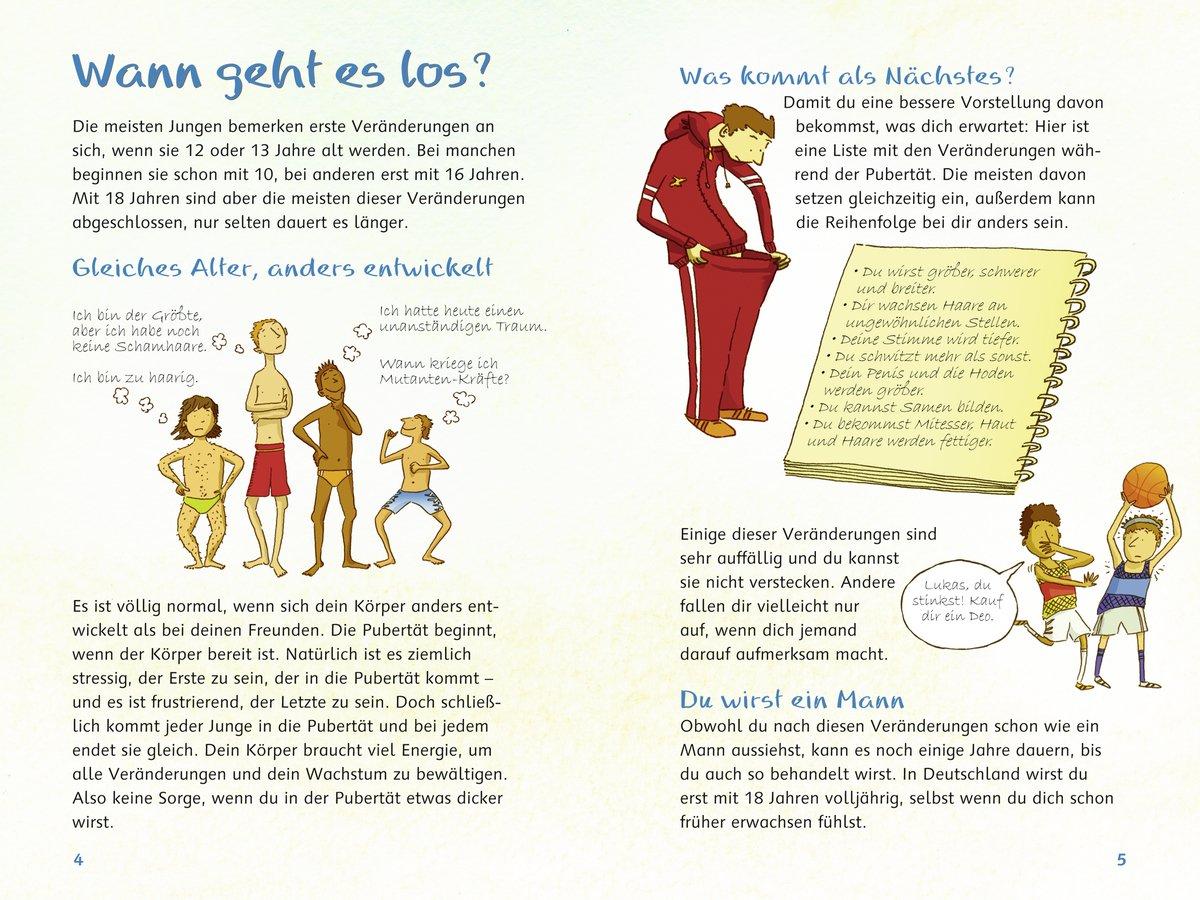 Was Jungs wissen wollen: Das Jungenfragebuch: Amazon.de: Alex Frith ...