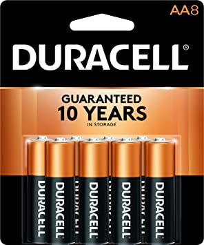 Review Duracell - CopperTop AA