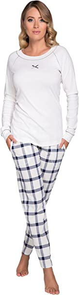 Italian Fashion IF Pijama Camiseta y Pantalones Mujer 1RT2 0223