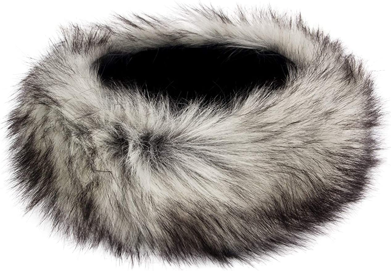 Futrzane Winter Faux Fur...