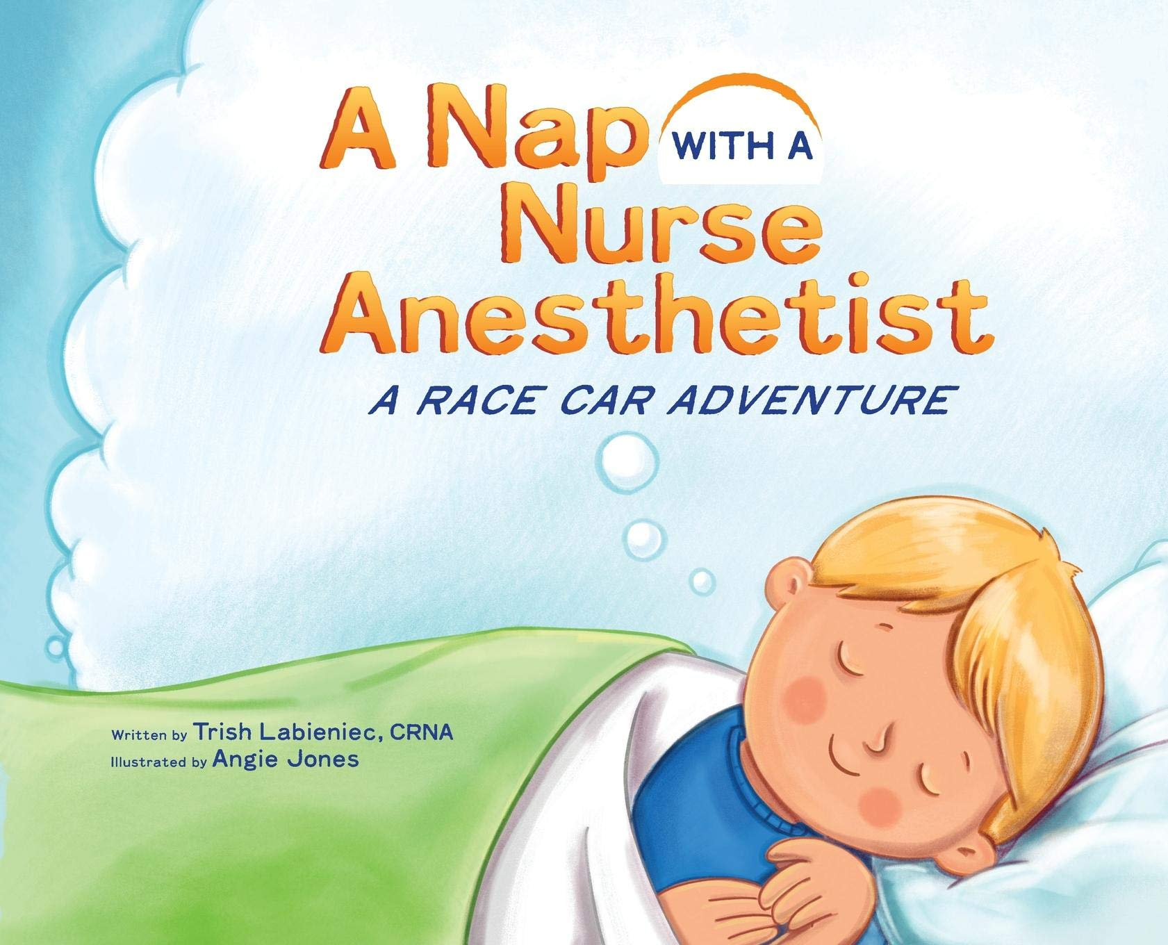 A Nap With A Nurse Anesthetist A Race Car Adventure Trish