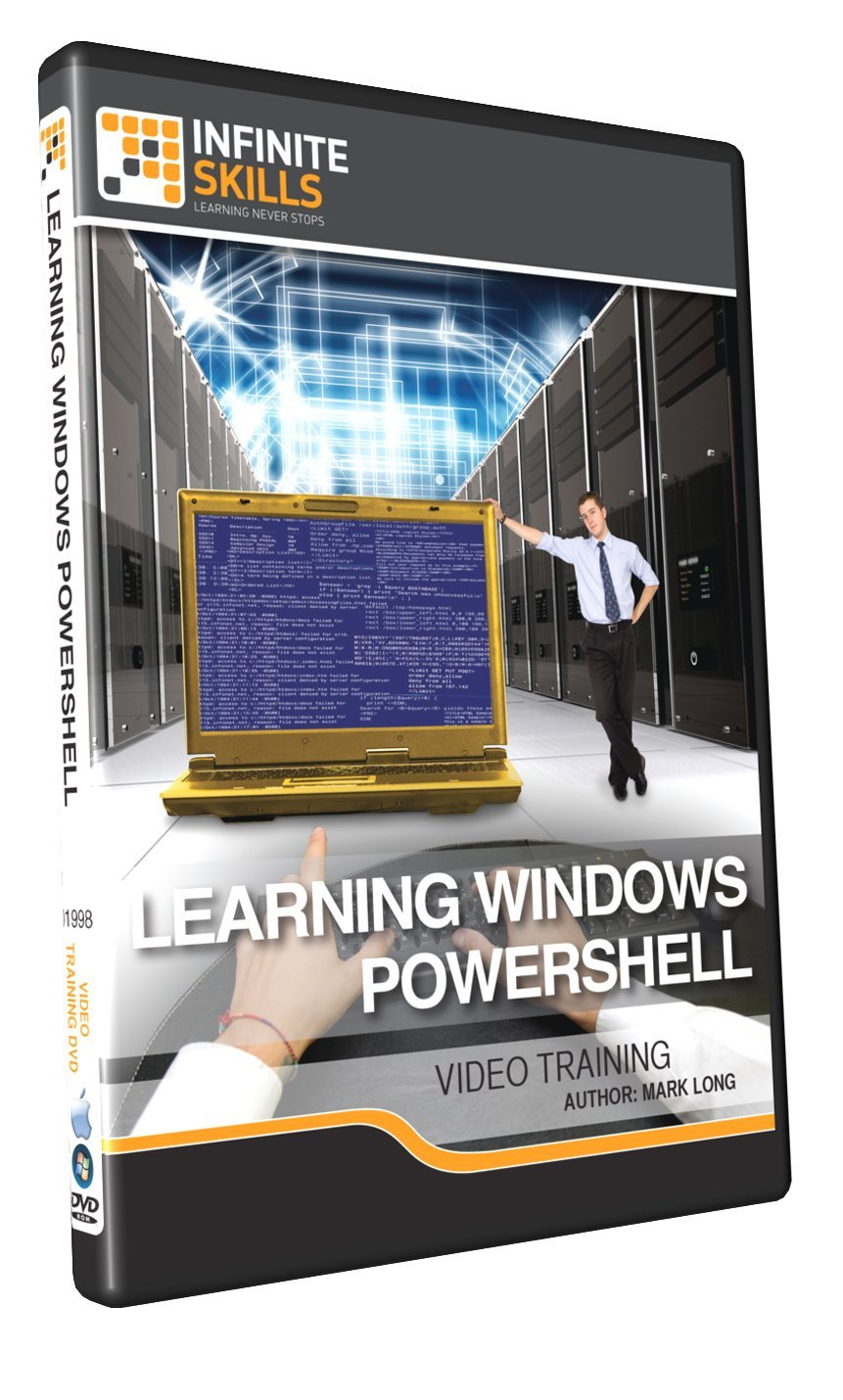 Learning Windows PowerShell - Training DVD