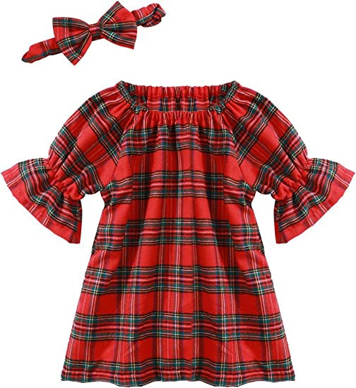 party christening special occasions 1 frilly tartan big bow  bib