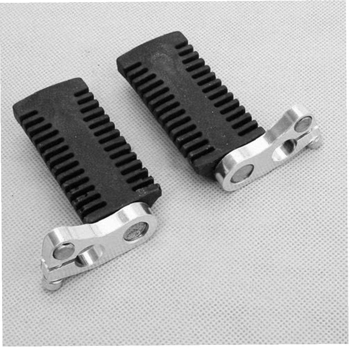 2pcs Motorcycle Pedals Foot Rest Footpegs for 47cc 49cc Mini Moto Pocket Bike
