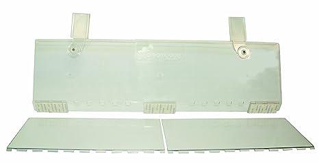 Dreambaby - Protector para fogones/vitrocerámica, color transparente