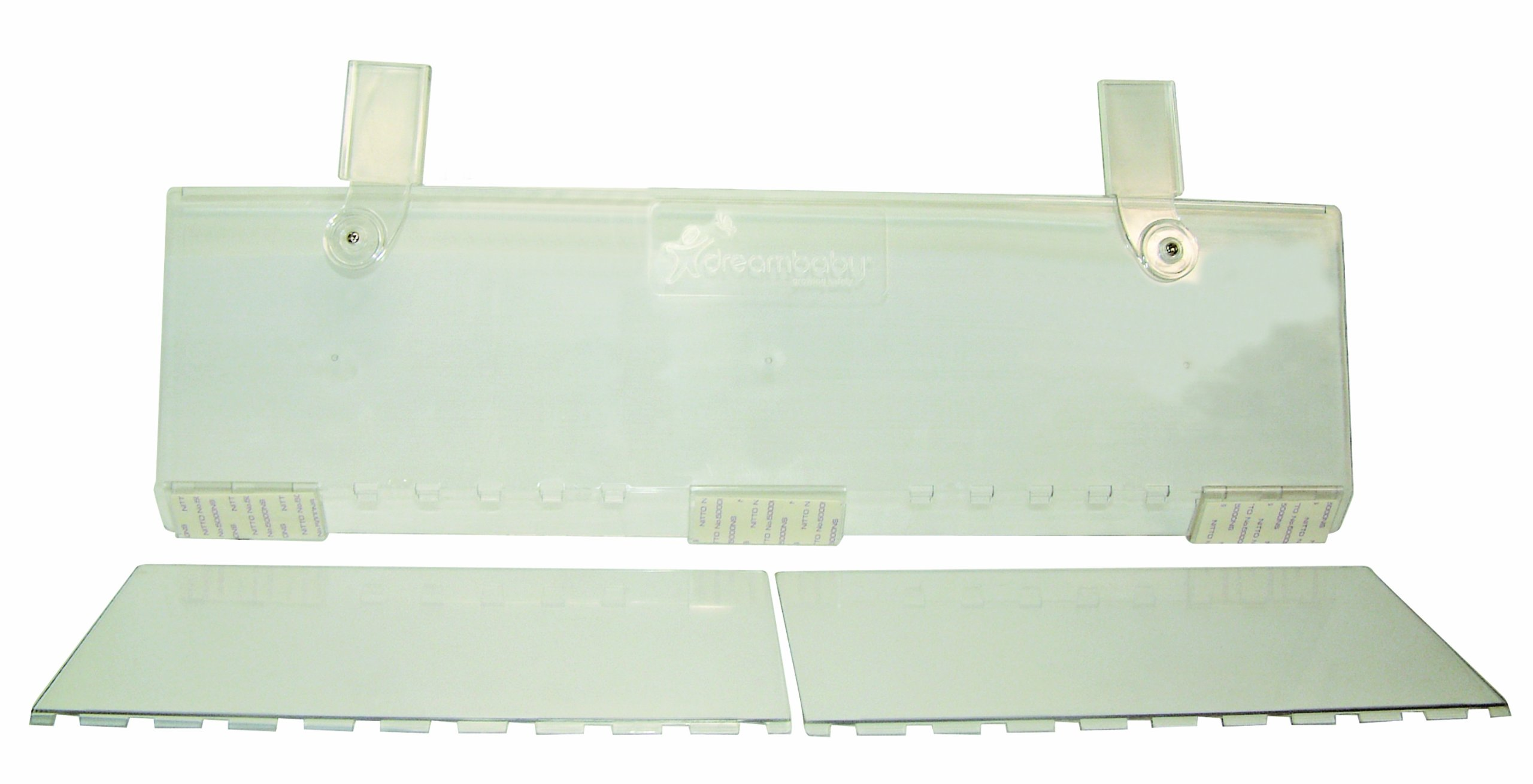 Dreambaby Stove Top Guard (Transparent) by Dreambaby (Image #1)