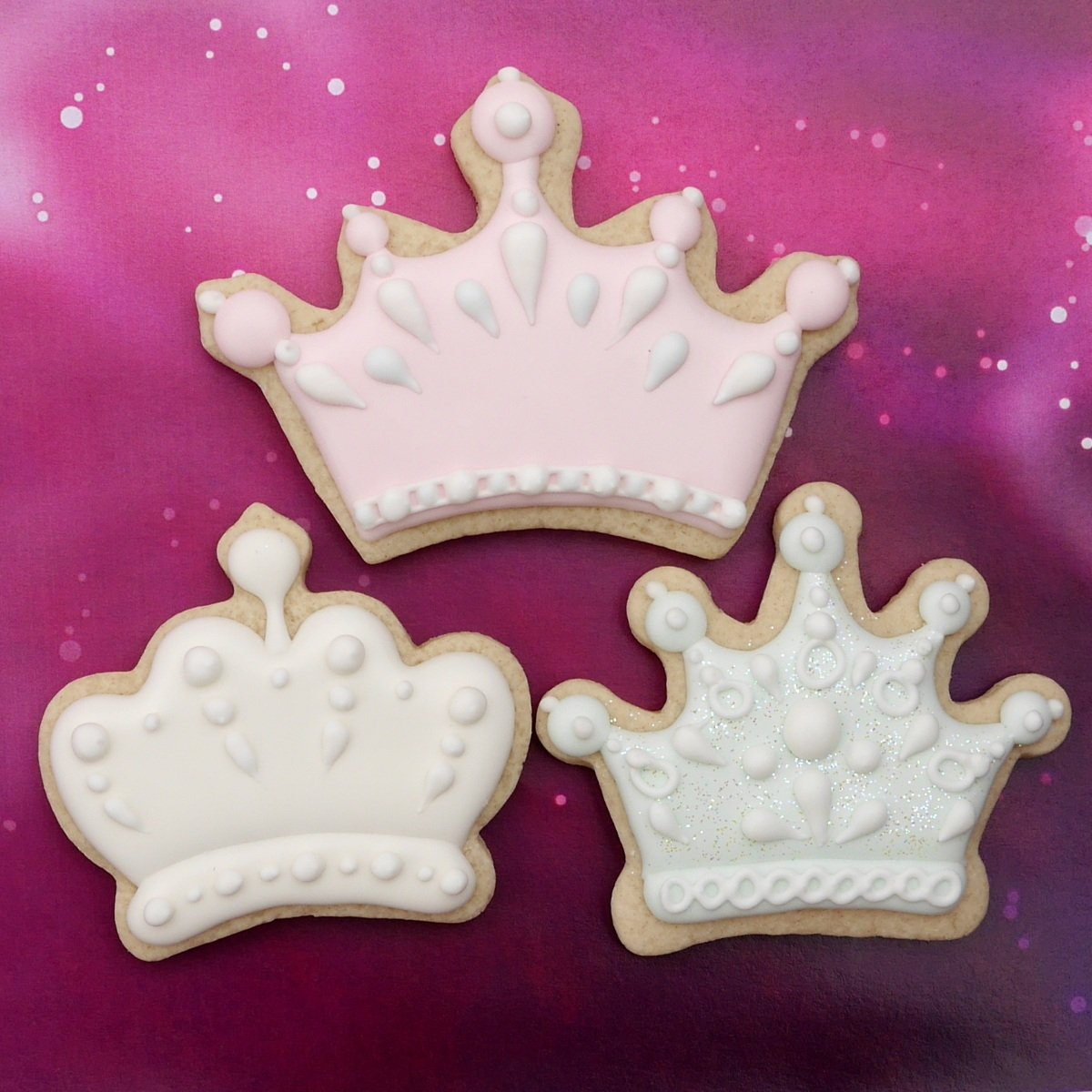 Princess Kingdom Cookie Cutter Set - 10 Piece Stainless Steel by Sweet Cookie Crumbs (Image #3)