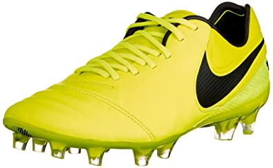 3cd453161 Nike Mens Tiempo Legend VI FG Soccer Cleat (Sz. 8) Volt
