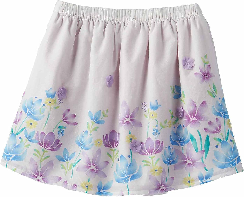 Jumping Beans Little Girls Frozen 2-in-1 Reversible Skirt