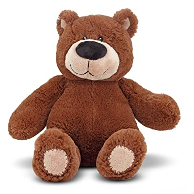 Melissa & Doug BonBon Bear - Teddy Bear Stuffed Animal (15 inches tall): Melissa & Doug: Toys & Games