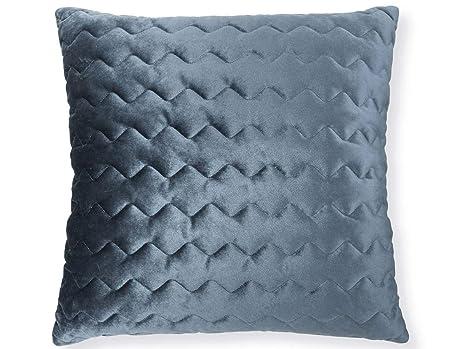 Antilo - Funda de cojín Serena 50x70 Cm - Color Azul ...