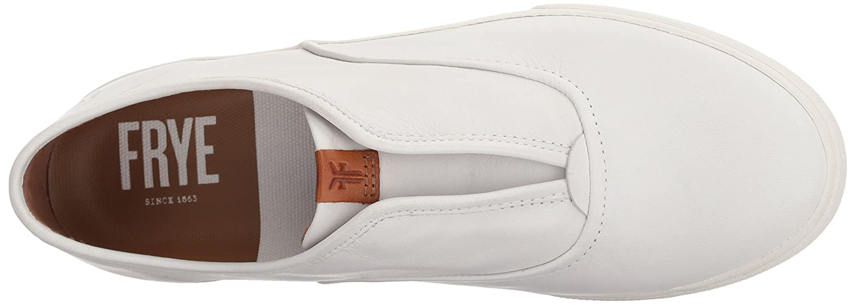 FRYE Women's Maya CVO Slip on Sneaker B074QSS5K2 9.5 B(M) US|White