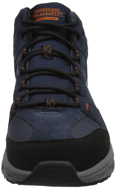Millas Limón cerca  Herren Mens Skechers 51895 Oak Canyon IronHide Casual Lace Up Ankle Boots  Kleidung & Accessoires dvornik.com.mk