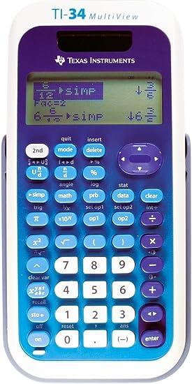 erweiterte Garantie TI 34 MultiView Taschenrechner
