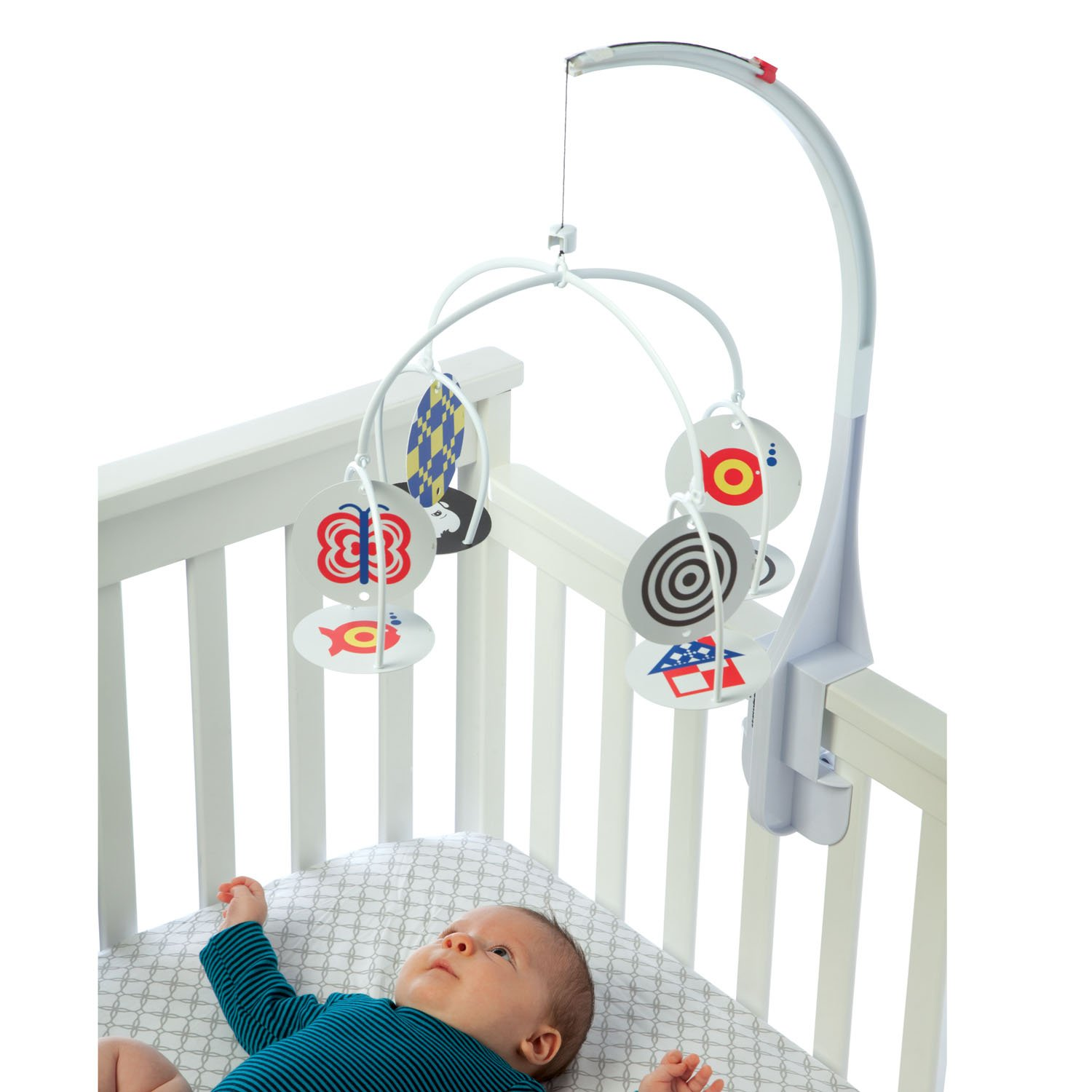 Amazon Manhattan Toy Wimmer Ferguson Infant Stim Mobile for