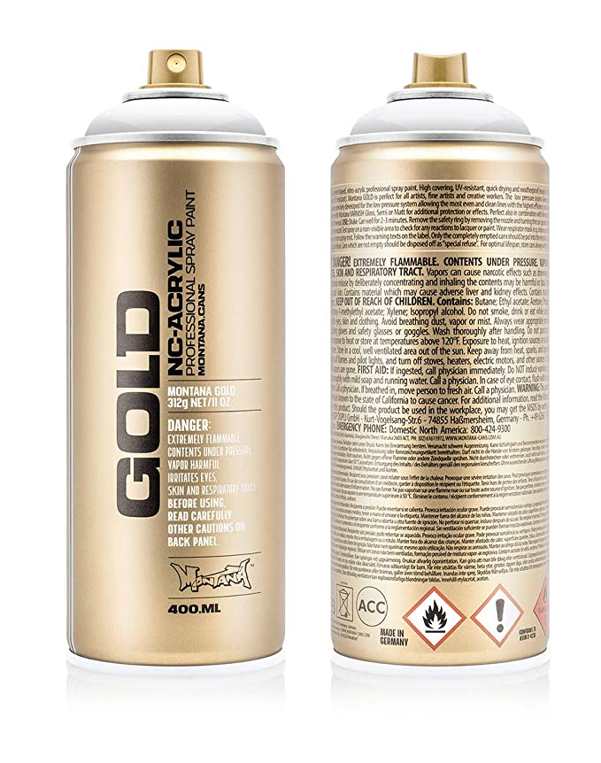 Montana Gold Acrylic Professional Spray Paint 400 Ml Magic