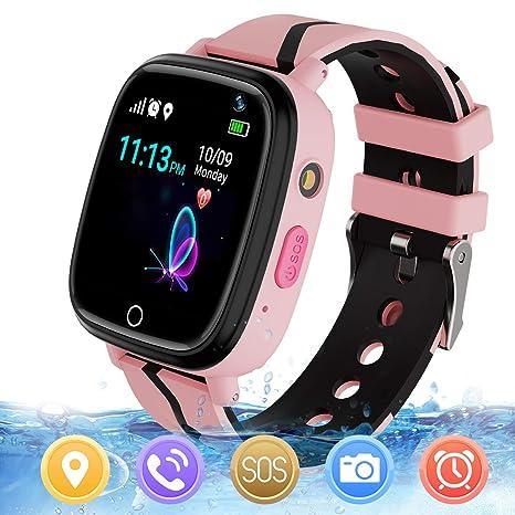 Amazon.com: MeritSoar - Reloj inteligente para niños con ...