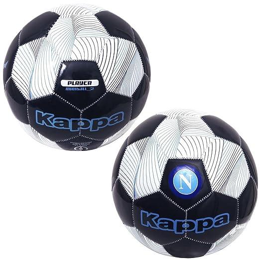 Kappa Napoli Player 20.3E Balón oficial del Napoli, 2017-2018 ...