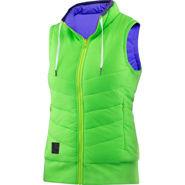 Mujer Head Jacke Transition W T4s Reversable Vest Chaqueta