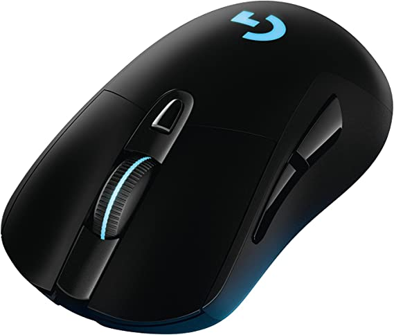 Logitech G G403 Prodigy Wired/Wireless Gaming Mouse - N/A - 2.4GHZ ...